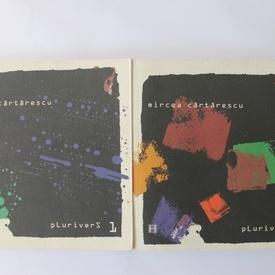 Mircea Cartarescu - Plurivers (2 vol., vol. I cu autograf)