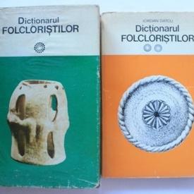 Iordan Datcu - Dictionarul folcloristilor (2 vol., vol. I - hardcover)
