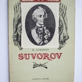 K. Simonov - Suvorov (editie hardcover)
