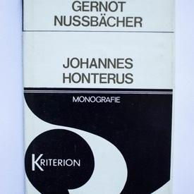 Gernot Nussbacher - Johannes Honterus (monografie) (editie hardcover)