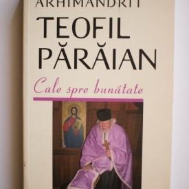 Arhimandrit Teofil Paraian - Cale spre bunatate