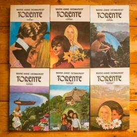 Marie-Anne Desmarest - Torente (editie completa, 6 vol.)