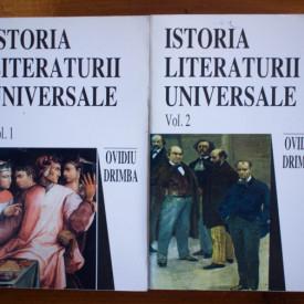 Ovidiu Drimba - Istoria literaturii universale (2 vol.)