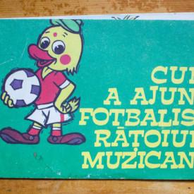 A. S. Taraschin - Cum a ajuns fotbalist ratoiul-muzicant