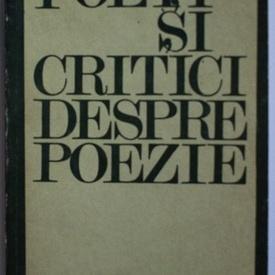 Adriana Mitescu - Poeti si critici despre poezie