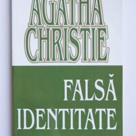 Agatha Christie - Falsa identitate