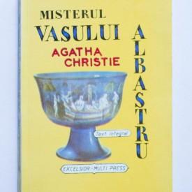 Agatha Christie - Misterul vasului albastru