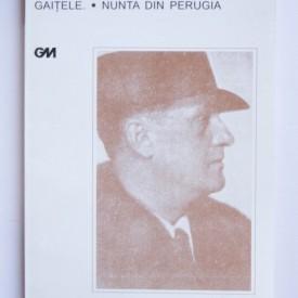 Al. Kiritescu - Gaitele. Nunta din Perugia