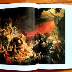Album The Russian Museum, Leningrad (editie hardcover, bilingva, engleza-rusa)