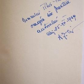 Alexandru Filipascu - Mozaic vanatoresc (cu autograf)