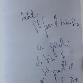Alexandru Petria - Calaul harnic (cu autograf)