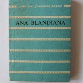 Ana Blandiana - Poeme. Cele mai frumoase poezii