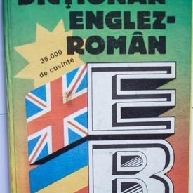 Andrei Bantas - Dictionar englez-roman (editie hardcover)