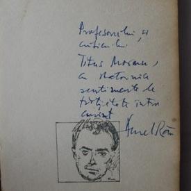 Aurel Rau - Micropoeme si alte poezii (cu autograf)