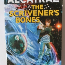 Brandon Sanderson - Alcatraz vs. the Scrivener's Bones
