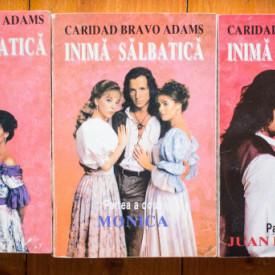 Caridad Bravo Adams - Inima salbatica (3 vol.)