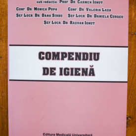 Carmen Ionut (coord.) - Compendiu de igiena