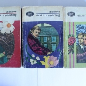 Charles Dickens - David Copperfield (3 vol.)