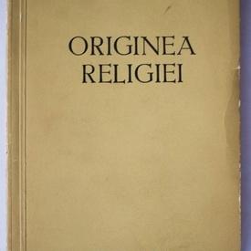 Charles Hainchelin - Originea religiei