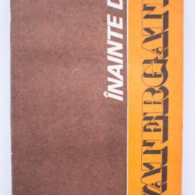 Colectiv autori - Inainte de Watergate. Probleme ale coruptiei in societatea americana