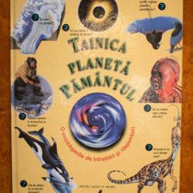 Colectiv autori - Tainica planeta Pamantul (editie hardcover)