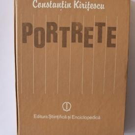 Constantin Kiritescu - Portrete (editie hardcover)