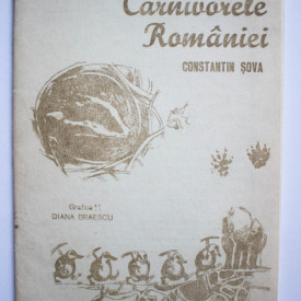 Constantin Sova - Carnivorele Romaniei