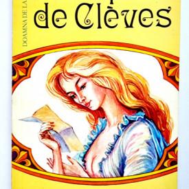 Doamna de Lafayette - Principesa de Cleves