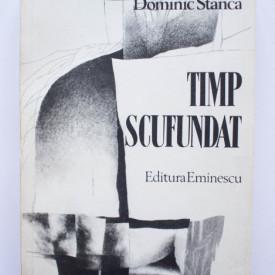 Dominic Stanca - Timp scufundat