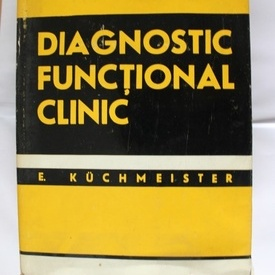 E. Kuchmeister - Diagnostic functional clinic (editie hardcover)