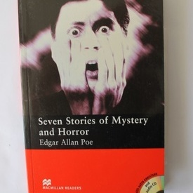 Edgar Allan Poe - Seven stories of mystery and horror (contine dublu CD)