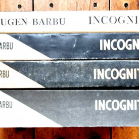Eugen Barbu - Incognito (4 vol.)
