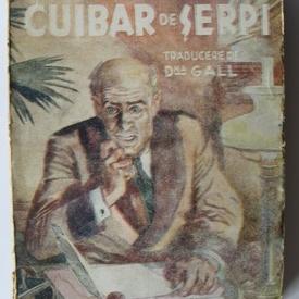 Francois Mauriac - Cuibar de serpi (editie interbelica)