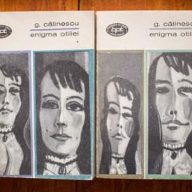 G. Calinescu - Enigma Otiliei (2 vol.)
