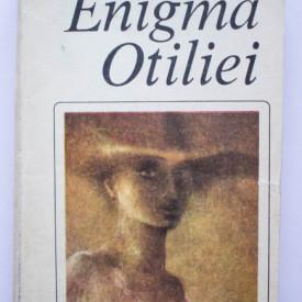 G. Calinescu - Enigma Otiliei