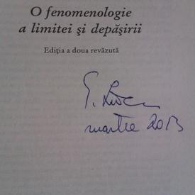 Gabriel Liiceanu - Tragicul (cu autograf)