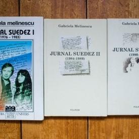 Gabriela Melinescu - Jurnal suedez I-III (1976-1996) (3 vol.)
