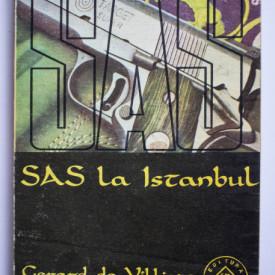 Gerard de Villiers - SAS la Istanbul