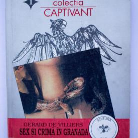 Gerard de Villiers - Sex si crima in Granada