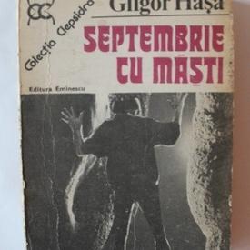 Gligor Hasa - Septembrie cu masti