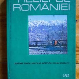 Grigore Posea, Nicolae Popescu, Mihai Ielenicz - Relieful Romaniei (editie hardcover)