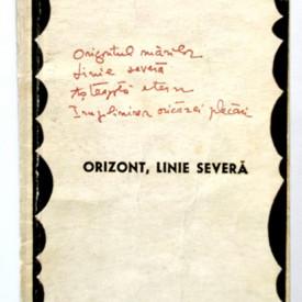 Henriette Yvonne Stahl - Orizont, linie severa (1940-1967)
