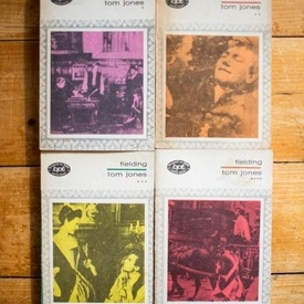 Henry Fielding - Tom Jones (4 vol.)