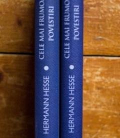 Hermann Hesse - Cele mai frumoase povestiri (2 vol., editie hardcover)