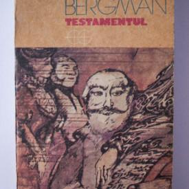 Hjalmar Bergman - Testamentul