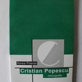 Horea Poenar - Cristian Popescu (monografie)