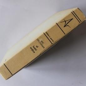 Horia C. Matei - Mic dictionar al lumii antice (editie hardcover)