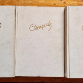I. L. Caragiale - Opere I-III (Teatru. Momente, schite, notite critice. Nuvele, povestiri, amintiri, versuri, parodii, varia) (3 vol., editie hardcover)