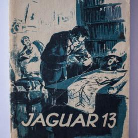 I. Samoilov, B. Skorbin - Jaguar 13