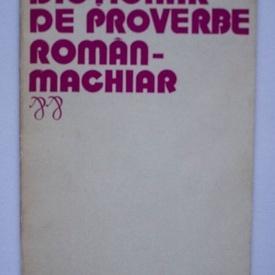 Istvan Voo - Dictionar de proverbe roman-maghiar